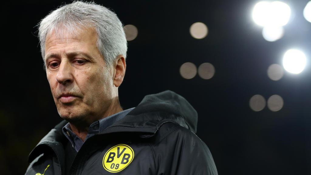 Lucien Favre spricht über zahlreiche Themen rund um den BVB