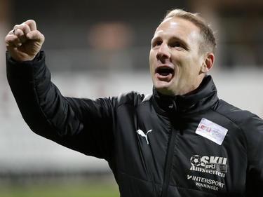 SKU-Coach Jochen Fallmann blickt wieder besseren Zeiten entgegen