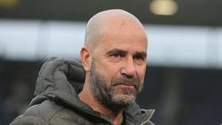 Trifft mit Bayer Leverkusen im DFB-Pokal auf den VfB Stuttgart: Peter Bosz