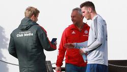 Niklas Süle schuftet für sein Comeback beim FC Bayern