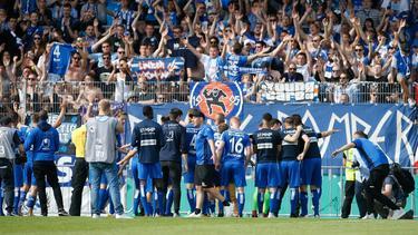 Der DFB hat die Aufstiegsregelung in die 3. Liga festgelegt