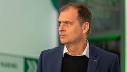 Klaus Filbry ist seit 2010 für Werder im Dienst