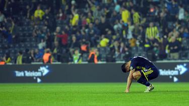 Mehmet Ekici kommt bei Fenerbahce Istanbul kaum zum Einsatz