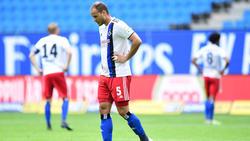 Der HSV ging zu Hause gegen den SV Sandhausen unter