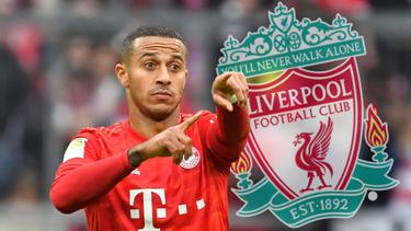Thiago wird den FC Bayern offenbar verlassen