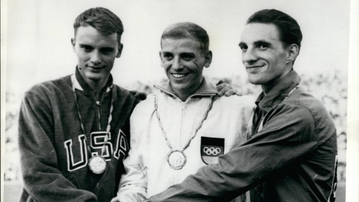 Armin Hary rannte vor 60 Jahren zu Gold