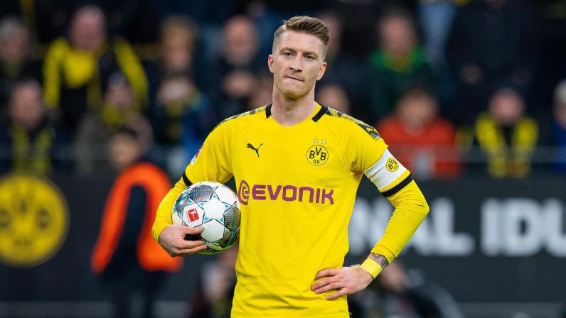 Die Pflichtspiel-Rückkehr von Marco Reus steht beim BVB bevor