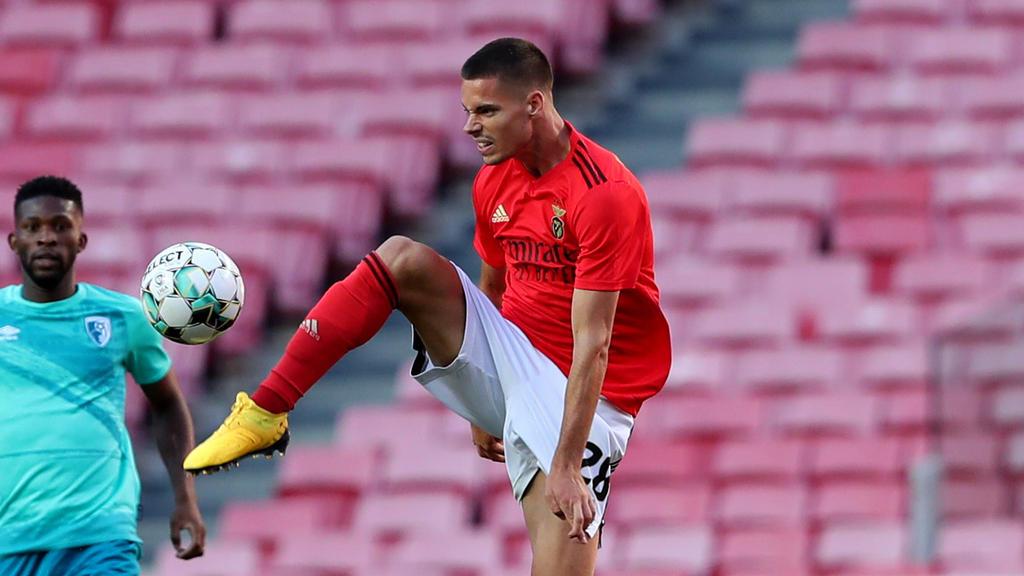Julian Weigl stand für Benfica in der Startelf