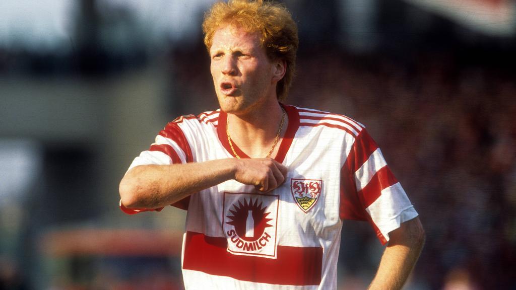 Wechselte 1990 zum VfB Stuttgart: Matthias Sammer