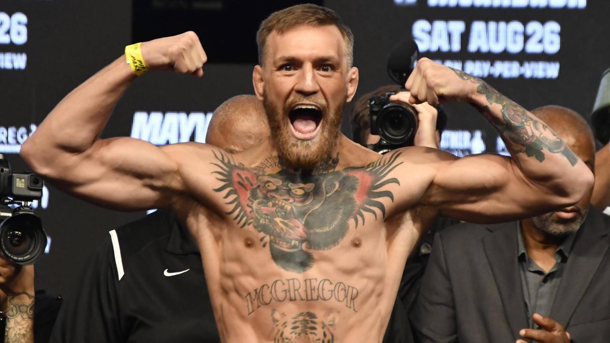 Conor McGregor will sein UFC-Comeback geben