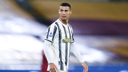 Cristiano Ronaldo hat sich mit dem Corona-Virus infiziert