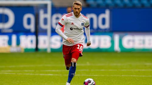 Seit mehr als fünf Jahren beim HSV: Aaron Hunt