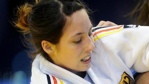 Holte in der Gewichtsklasse bis 48 Kilogramm EM-Bronze: Katharina Menz