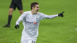 Zieht es Florian Neuhaus von Gladbach zum FC Bayern?