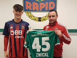 Steffen Hofmann ist Zwickl-Fan