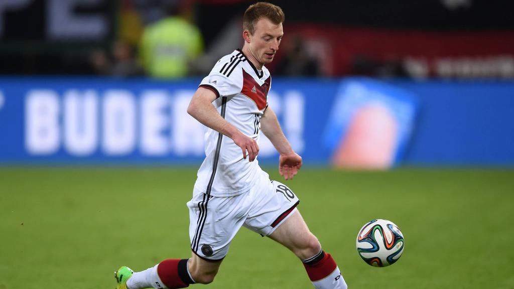 Spielte bisher ein Mal für die DFB-Elf: Maximilian Arnold
