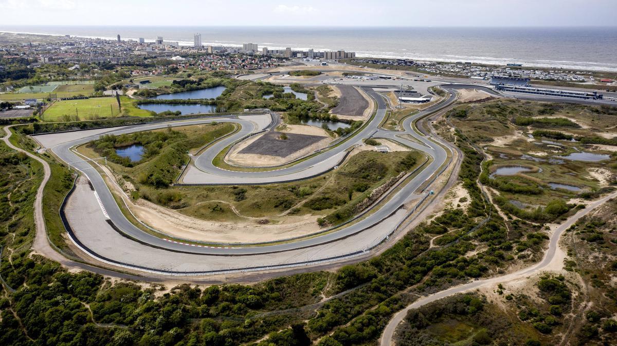 Die Zulassung von Zuschauern beim Rennen in Zandvoort ist noch unklar
