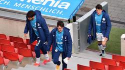 Benito Raman (M.) soll den FC Schalke 04 angeblich verlassen