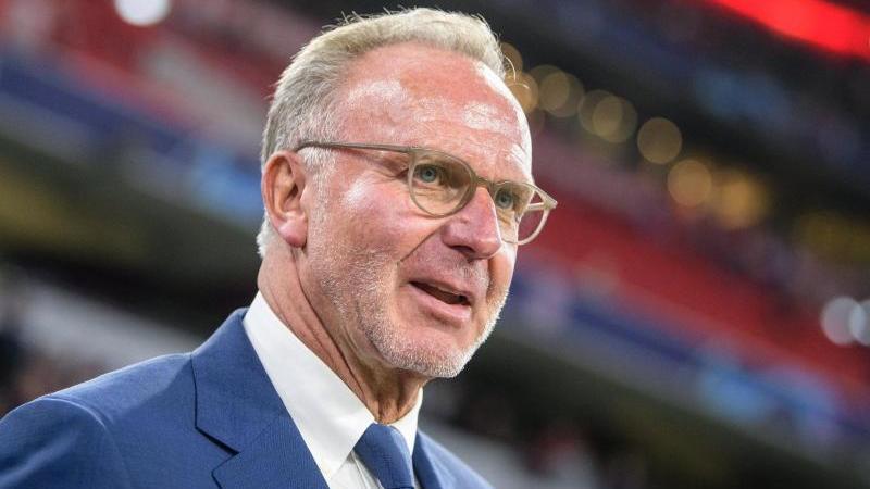 Bayern-Boss Karl-Heinz Rummenigge befürchtet einen Imageschaden für den DFB