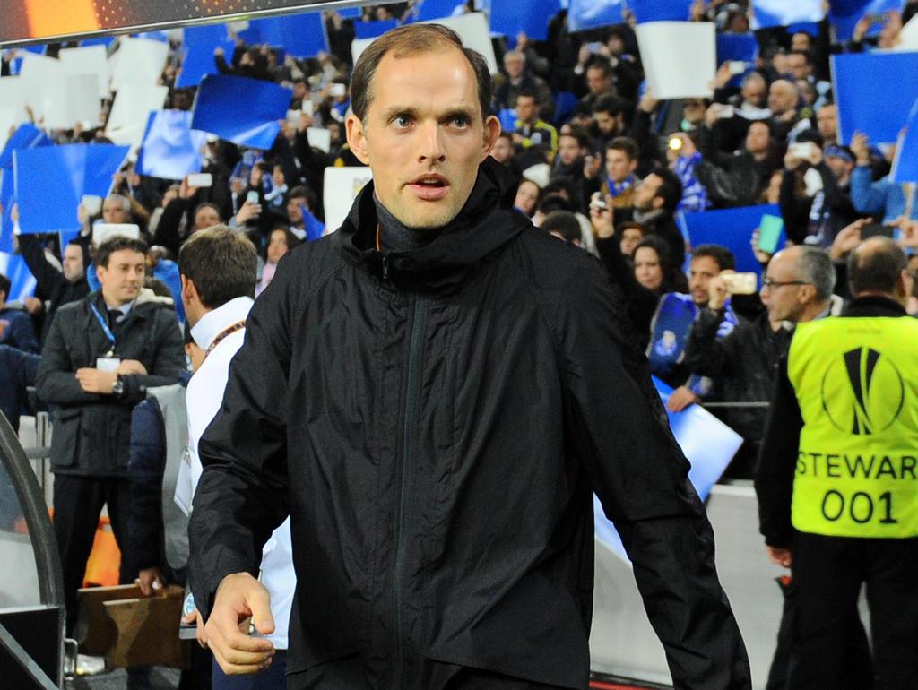Thomas Tuchel trifft mit dem BVB auf Tottenham