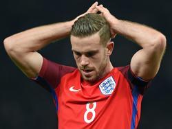 Henderson podría perderse la Eurocopa por lesión. (Foto: ProShots)