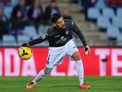 Moyá musste gegen Bilbao einmal hinter sich greifen