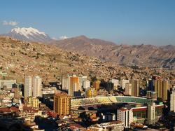 El Boca para se desplazar el jueves a La Paz a 3.600 metros de altitud. (Foto: Imago)