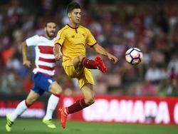 Vietto debütiert im Trikot des FC Sevilla