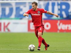 Szabolcs Huszti verlässt die Frankfurter Eintracht und kehrt nach China zurück