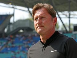Der Vertrag von Ralph Hasenhüttl läuft 2019 aus