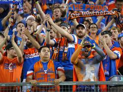 Fans des FC Cincinnati