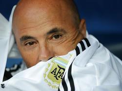 Jorge Sampaoli gerät immer stärker unter Druck