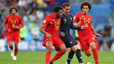 Bélgica ha sido la selección que ha enamorado al planeta. (Foto: Getty)