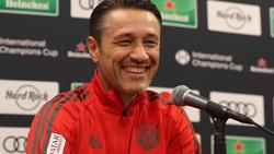 Niko Kovac ist mit der bisherigen Leistung seiner Mannschaft sehr zufrieden