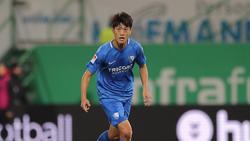 Der VfL Bochum hat vorzeitig mit Chung-Yong Lee verlängert