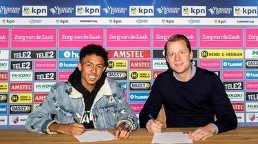 Tashreeq Matthews wechselt vom BVB zum FC Utrecht (Bildquelle: fcutrecht.nl)