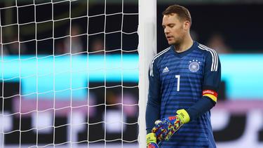 Manuel Neuer ist im DFB-Tor nicht mehr unumstritten