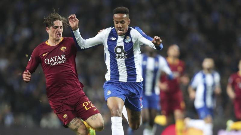 Wechselt vom FC Porto zu Real Madrid: Éder Militao (r)