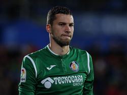 David Soria encajó dos goles en San Sebastián. (Foto: Getty)