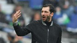 Sandro Schwarz will den schwachen Auswärtstrend der Mainzer stoppen