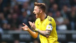 Marco Reus will mit dem BVB wieder oben angreifen