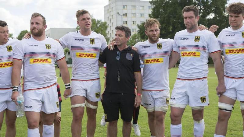 Die deutsche Rugby-Nationalmannschaft ist abgestiegen