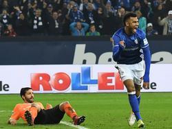 2:1 Schalke!