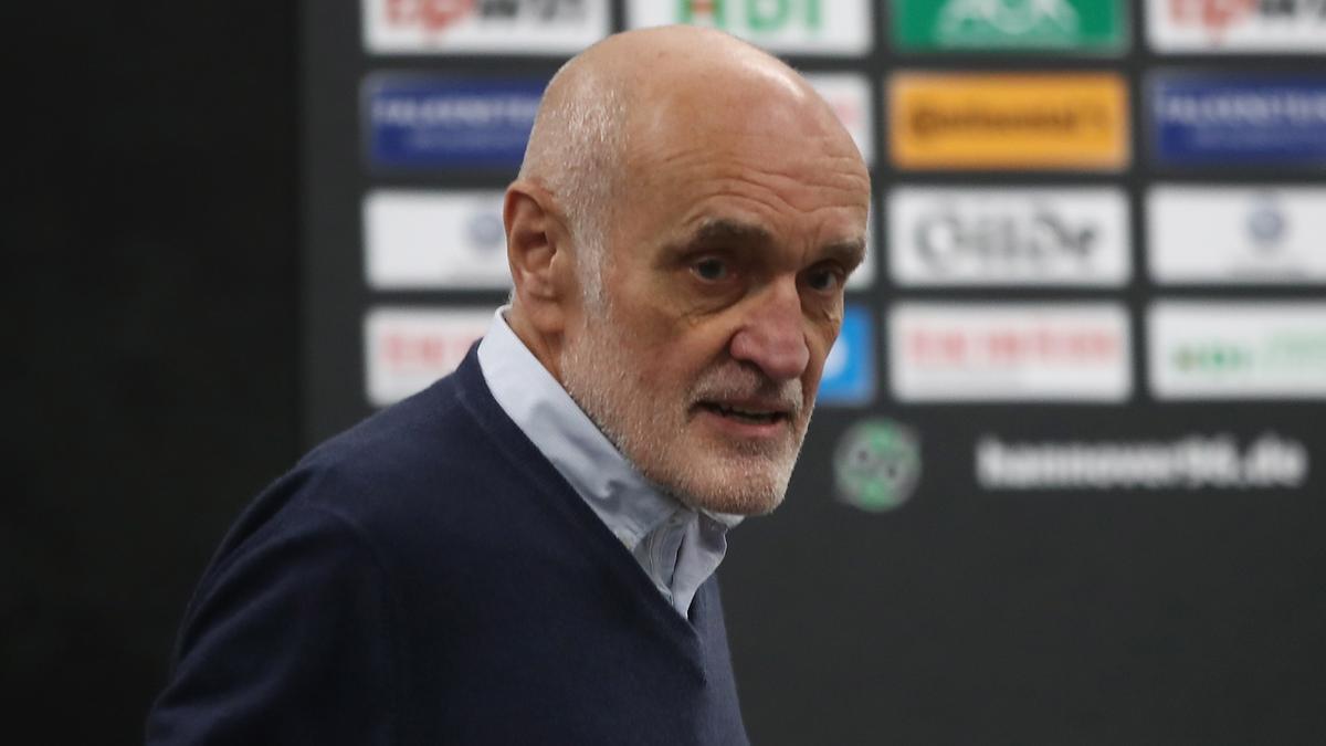 Martin Kind lehnt einen Protest im Falle einer Niederlage gegen den HSV ab