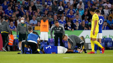 Wesley Fofana fehlt Leicester City lange