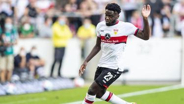 Könnte für den VfB Stuttgart bald wieder auflaufen: Orel Mangala
