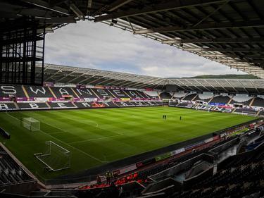 Hausherr im Liberty Stadium ist Swansea City