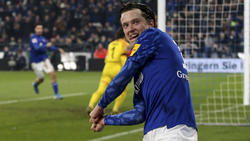 Schalkes Neuzugang Michael Gregoritsch erzielte den Treffer zum 2:0
