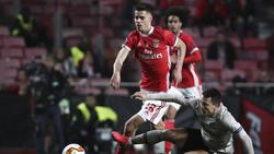 Julian Weigl wollte den BVB eigentlich in Richtung PSG verlassen, landete am Ende aber bei SL Benfica