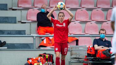 Kathrin Hendrich verlässt den FC Bayern